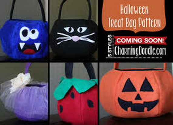 Easy Ideas for Halloween Treat Bags and Candy Bags (62)_resize