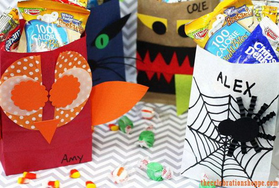 Easy Ideas for Halloween Treat Bags and Candy Bags (7)_resize