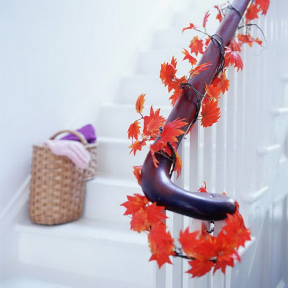 Easy Ways Using Autumn Leaves _06_1