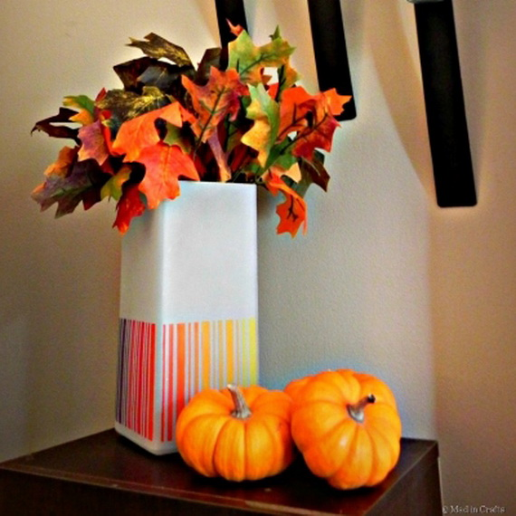 Easy Ways Using Autumn Leaves _09