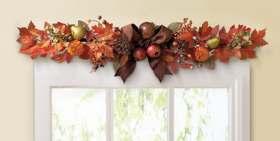 Easy Ways Using Autumn Leaves _10