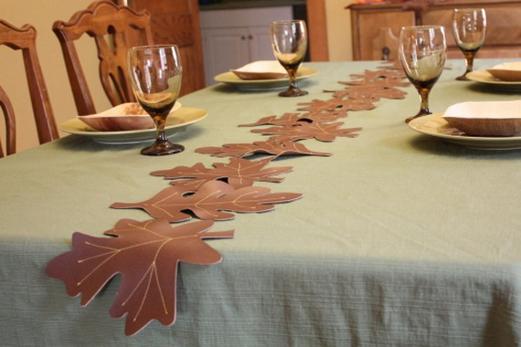 Easy Ways Using Autumn Leaves _11