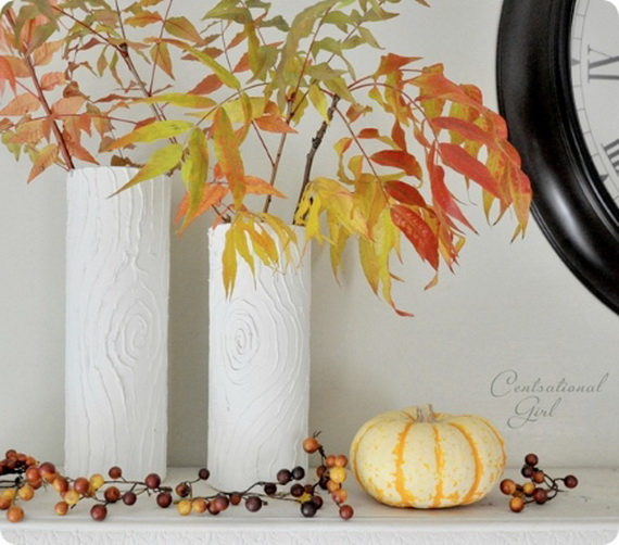 Easy Ways Using Autumn Leaves _14