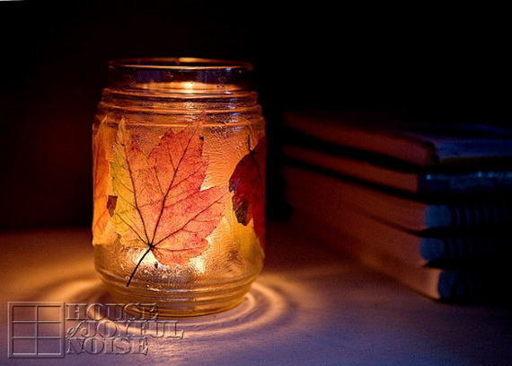Easy Ways Using Autumn Leaves _15