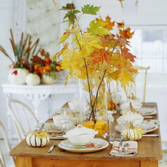 Easy Ways Using Autumn Leaves _29