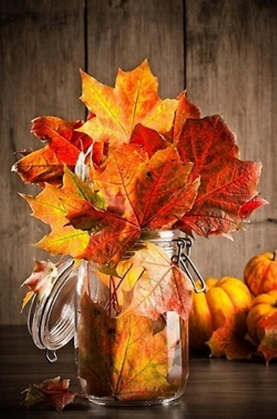 Easy Ways Using Autumn Leaves _32