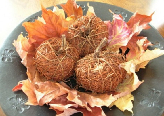 Easy Ways Using Autumn Leaves _39