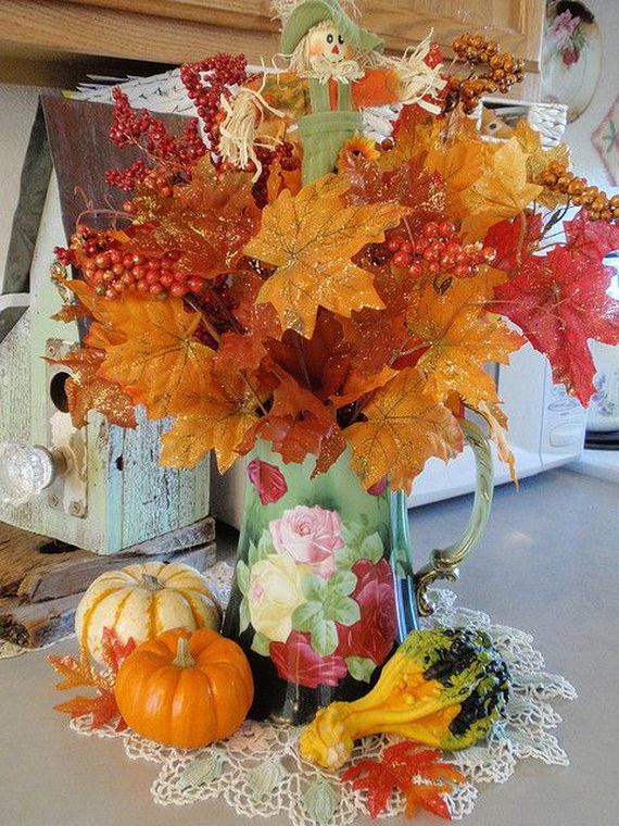 Easy Ways Using Autumn Leaves _50