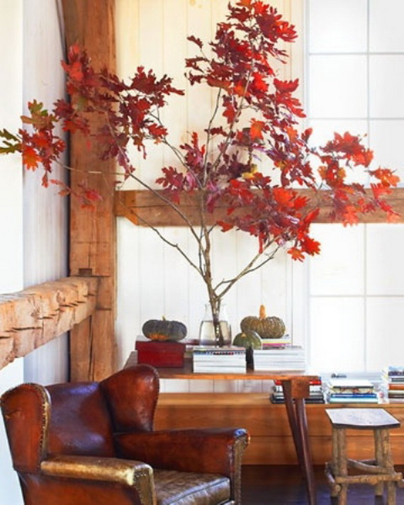 Easy Ways Using Autumn Leaves _56