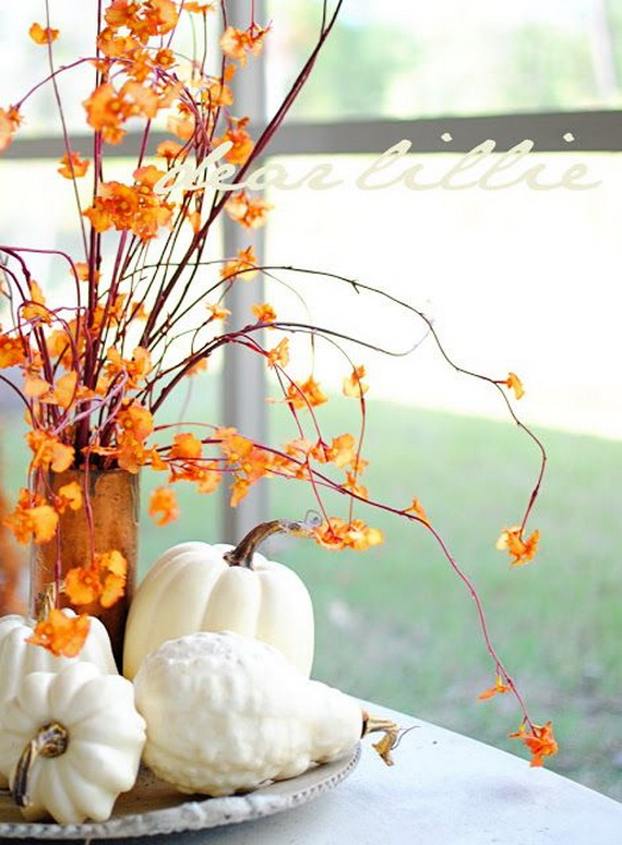 Easy Ways Using Autumn Leaves _59
