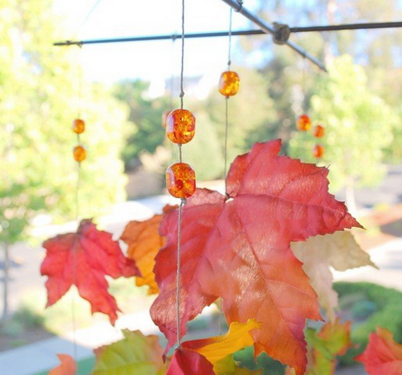Fall Decor Crafts-Easy Fall Leaf Art Projects (28)_resize