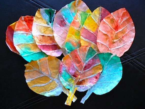 Fall Decor Crafts-Easy Fall Leaf Art Projects (66)_resize
