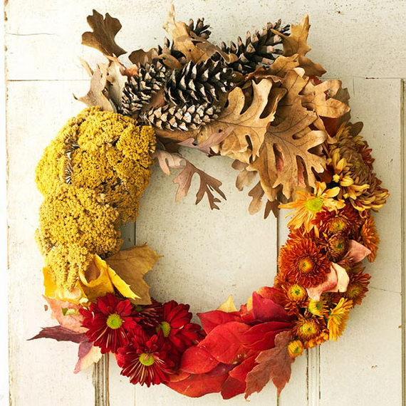Fall Decor Crafts-Easy Fall Leaf Art Projects (71)_resize
