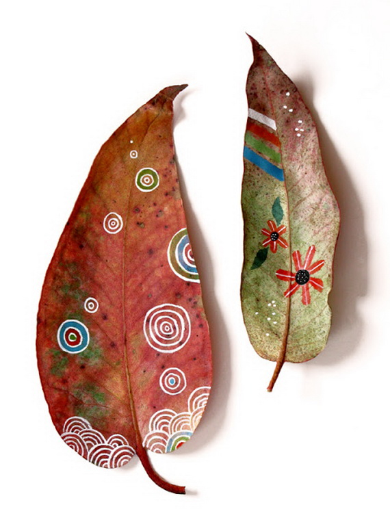 Fall Decor Crafts-Easy Fall Leaf Art Projects (81)_resize