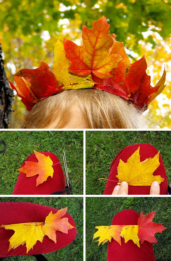 Fall Decor Crafts-Easy Fall Leaf Art Projects (86)_resize