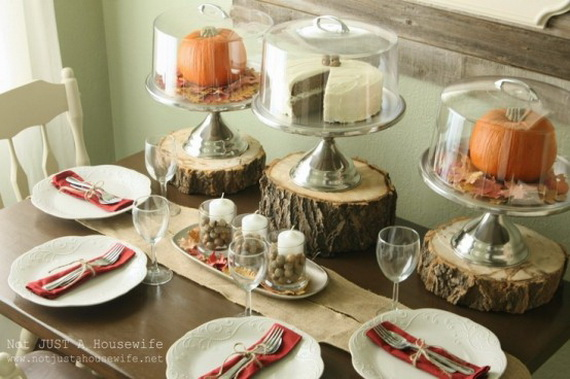 Fall Dining Room Ideas  (10)