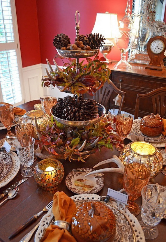 Fall Dining Room Ideas  (17)