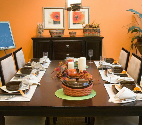 Fall Dining Room Ideas  (31)