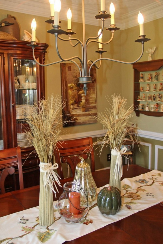 Fall Dining Room Ideas  (34)