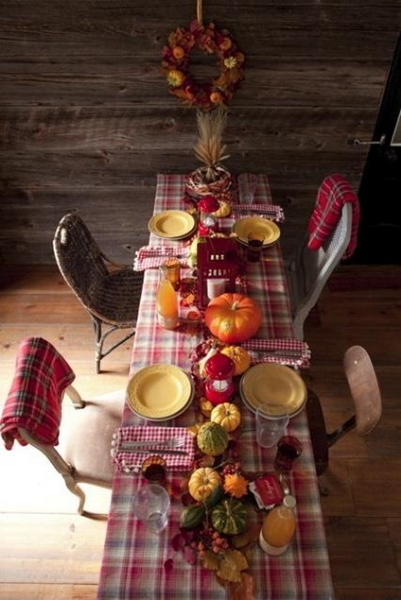 Fall Dining Room Ideas  (38)