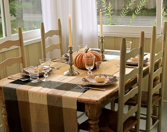 Fall Dining Room Ideas  (4)
