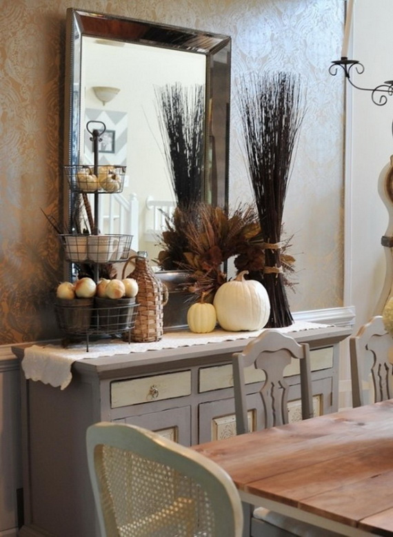 Fall Dining Room Ideas  (47)