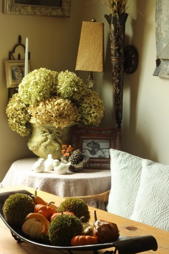 Fall Dining Room Ideas  (48)