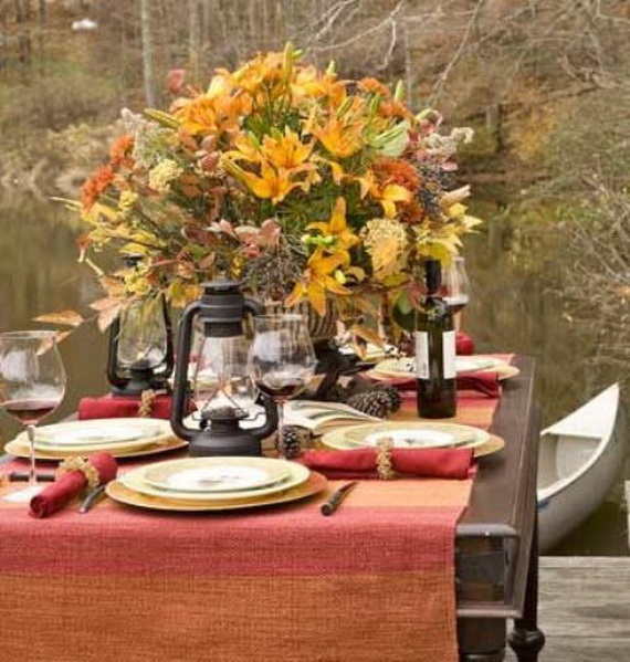 Fall Dining Room Ideas  (5)
