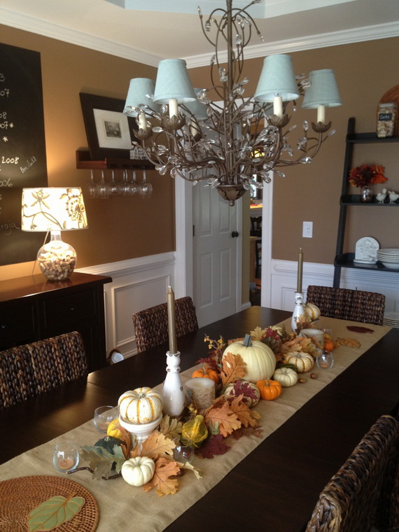 Fall Dining Room Ideas  (56)