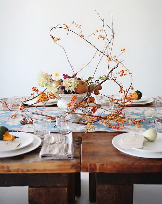 Fall Dining Room Ideas  (58)