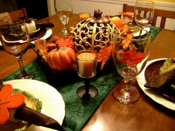 Fall Dining Room Ideas  (59)