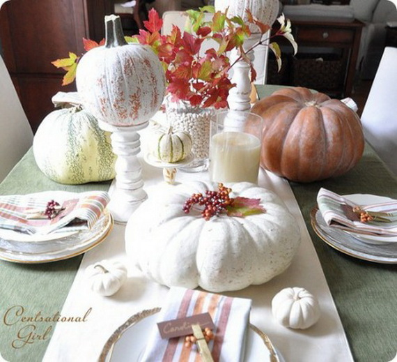 Fall Dining Room Ideas  (65)