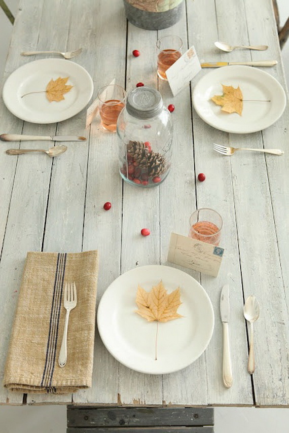 Fall Dining Room Ideas  (8)