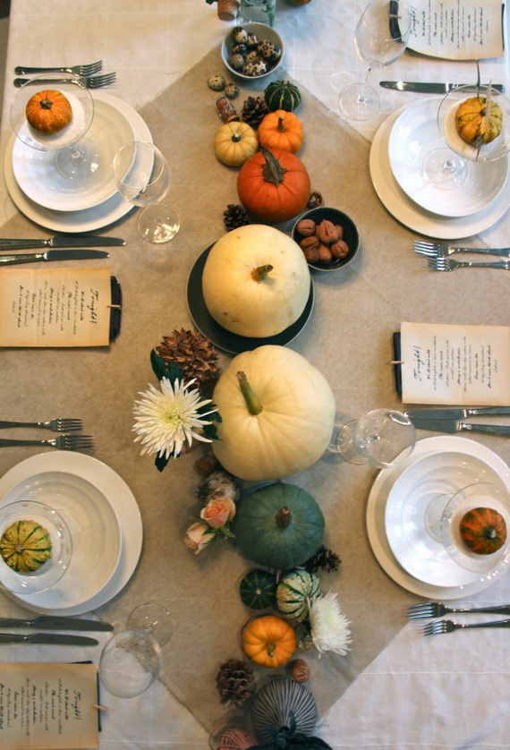 Fall Dining Room Ideas  (9)