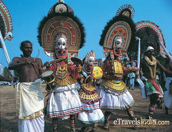 Onam Harvest Festival of Kerala _08