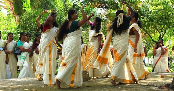 Onam Harvest Festival of Kerala _10