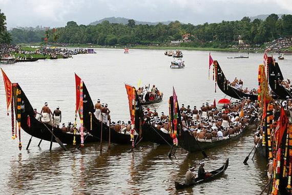 Onam Harvest Festival of Kerala _12