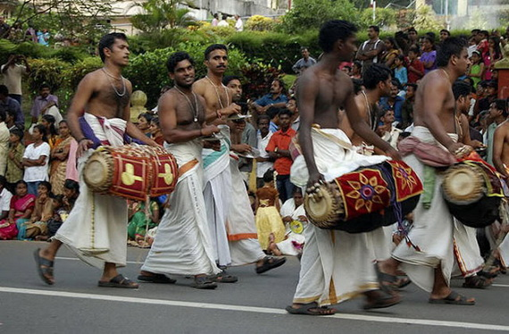 Onam Harvest Festival of Kerala _13