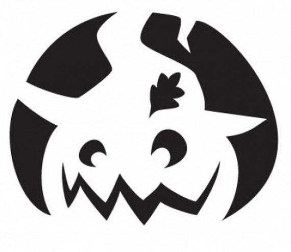 Pumpkin Carving Templates (32)