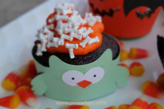 Spooky Halloween cupcake Ideas_08