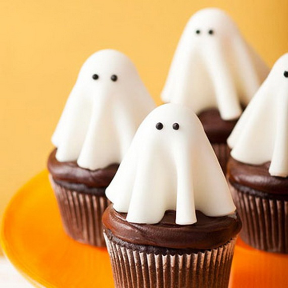 Spooky Halloween Cupcake Ideas Family Holiday Net Guide To