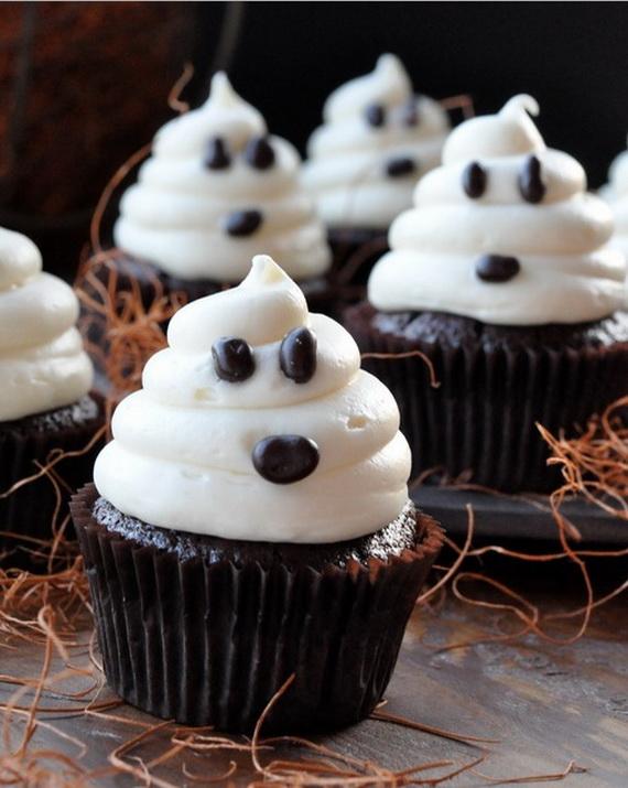 Spooky Halloween cupcake Ideas_13