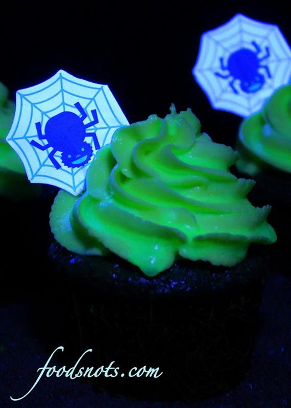 Spooky Halloween cupcake Ideas_14