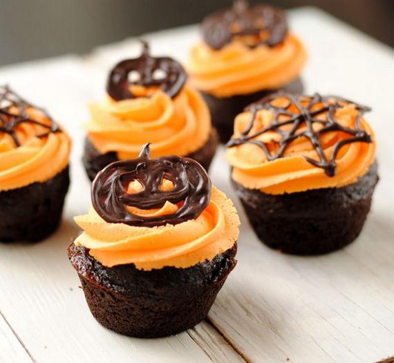 Spooky Halloween cupcake Ideas_18