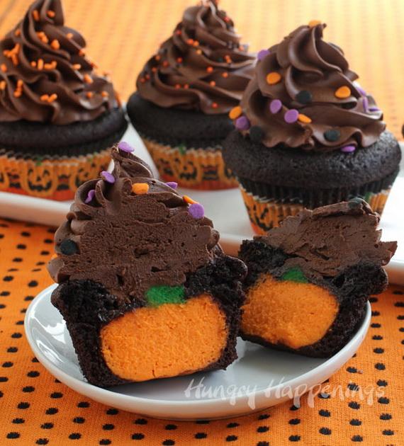Spooky Halloween cupcake Ideas_89
