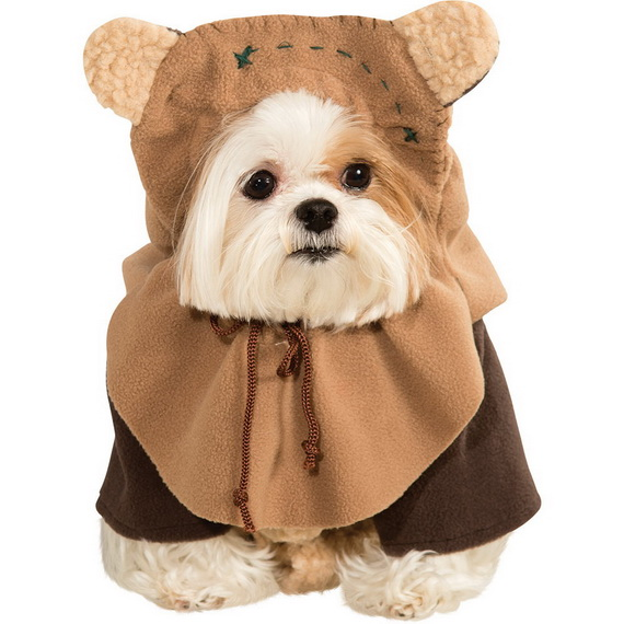 Unique and Beautiful Halloween Costumes Ideas for Pets_25