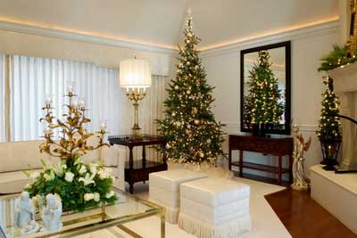 Amazing Home Interior Designing For Wonderful Christmas Holiday