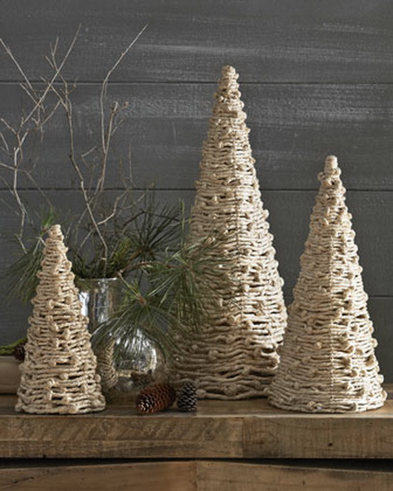 2013Tabletop Christmas Trees for the Holiday Season_14
