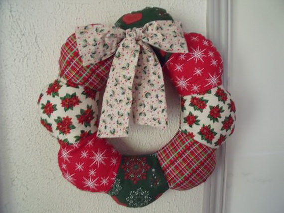 50 Great Christmas Wreath Ideas To Keep The Traditions Alive_14