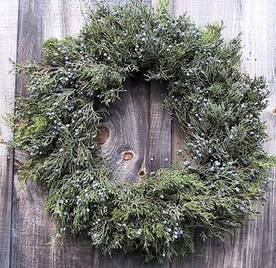50 Great Christmas Wreath Ideas To Keep The Traditions Alive_25